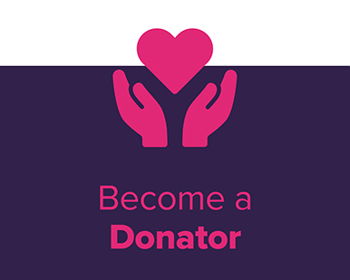Become a Donator